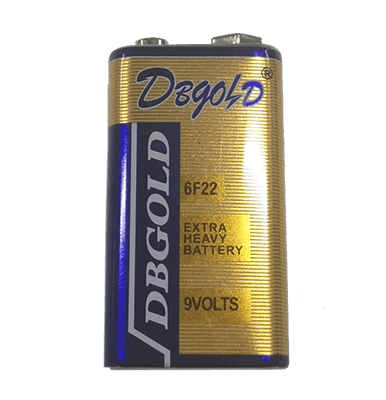 6F22 Battery