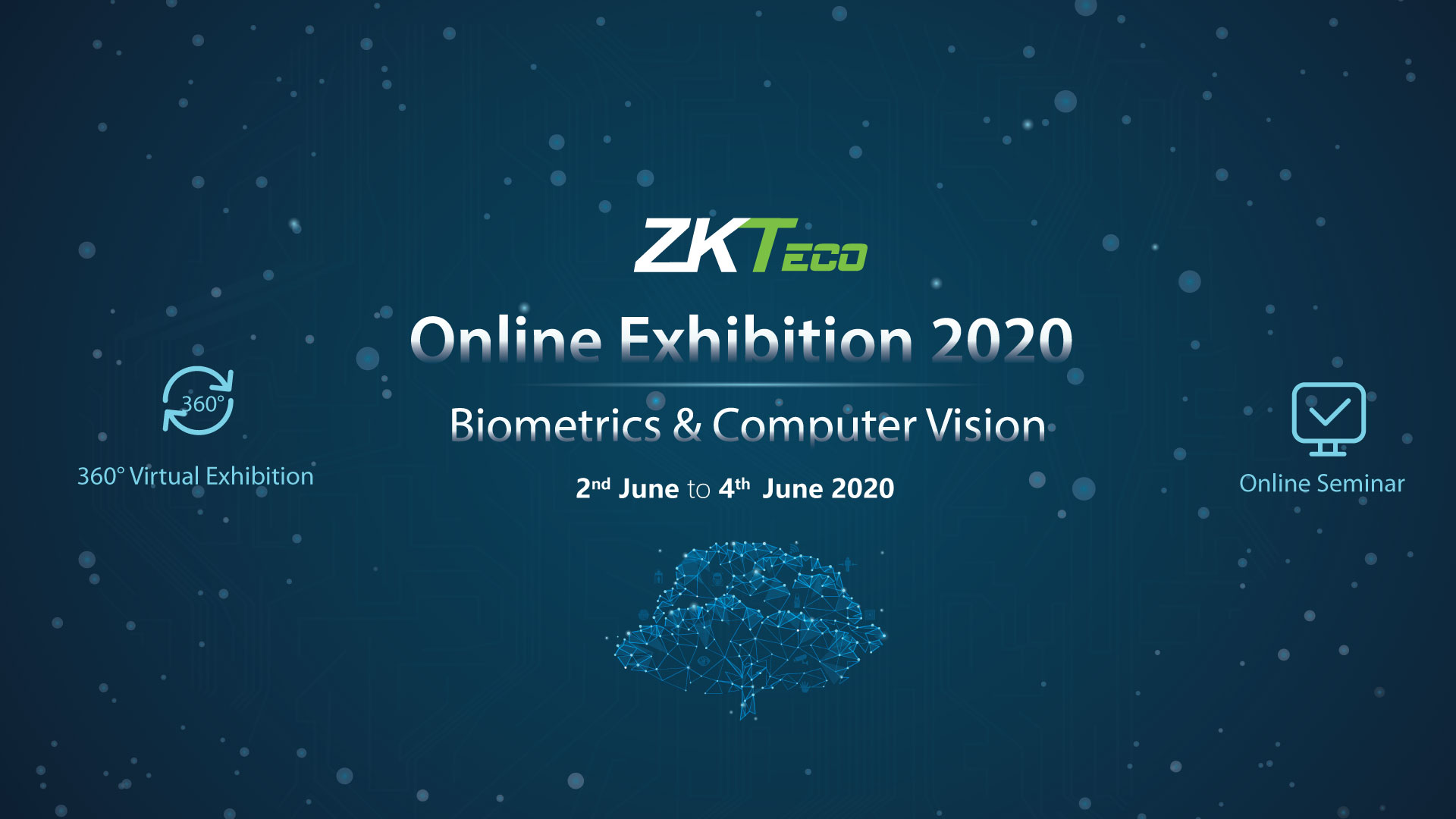 ZKTeco Exhibition